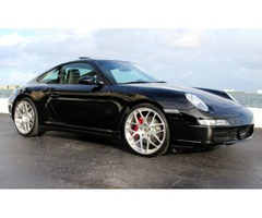 2008 Porsche 911 Carrera 4S Coupe 997