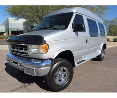 2002 Ford E-Series Van E350
