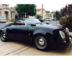 1957 Porsche 356 Speedster GT- wide body TRIBUTE