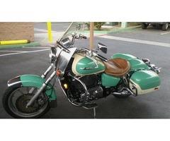 Honda (shadow) good condition - $5500 (Chula Vista)