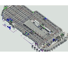 BIM As-Built Drawing Services - Silicon Outsourcing