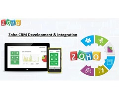Save Your Time with Zoho CRM Development & Integration