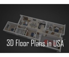 DIMENSIONS Offers Advanced 3D Floor Plans in USA