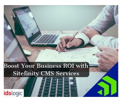 Boost Your Business ROI with Sitefinity CMS Services