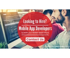 Looking to Hire Mobile App Developers? Contact Us