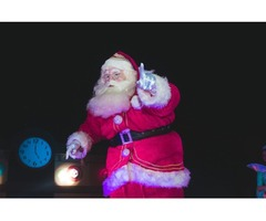 Naughty Santa Singing Telegrams Service