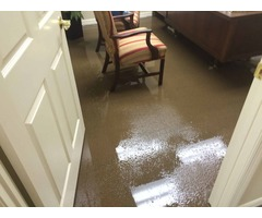 24x7 Emergency Water Damage and Removal Services For You!