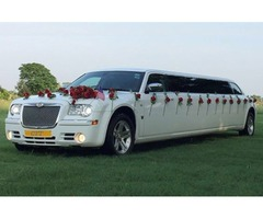 World's Most Exclusive Limousine Service for Wedding!