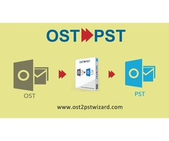 OST to PST Wizard