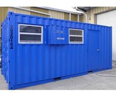 Conex containers Martin County