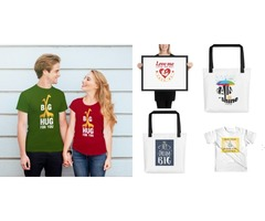 Get Positive Attitude With Designer T-Shirts