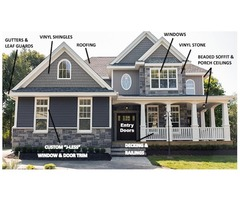 Are you looking for the best vinyl siding for Homes Company in Virginia Beach?