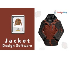 Custom Jacket Design Software in Washington