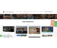 Fundraising Script - Crowdfunding Platform