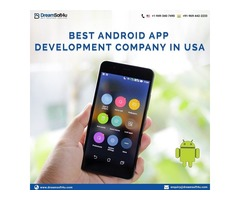 Best Android App Development Company in USA