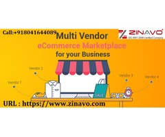 Ecommerce Multi-Vendor Website Development Company at Affordable Price