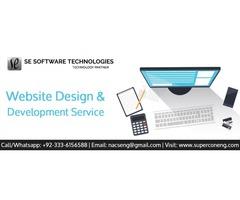 Professional Website Design & Development Service