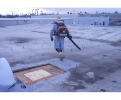 White Roof Coating Apple Valley