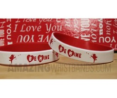 Customize Silicone Bracelet For Any Event