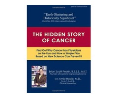 The Hidden Story of Cancer (ePub) - Buy Now