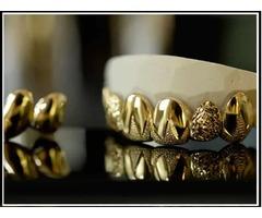 Online Gold Teeth Grillz
