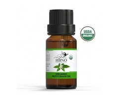 Shop Now! 100% Pure Organic Petitgrain Oil Online at an Affordable Price