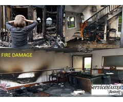 Get Water and Fire damage problem Solution in Pompano Beach | FL