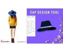 Cap Design Software   Web2Print Software