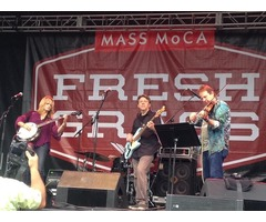 Alison Brown - FreshGrass Music Festival
