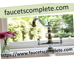 Benefits of modern faucets and Nutone exhaust fans