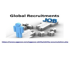 Go Further With Aggasso's Special Global Recruitments Services