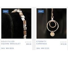 Handcrafted artisan jewelry from Israel – Zvu Artisan Jewelry