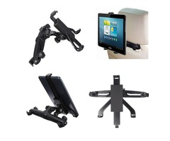 Adjustable Head Rest Car Back Seat Car Holder Mount For Tablet