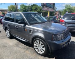 2007 Land Rover Range Rover Sport HSE  For Sale