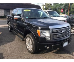 2011 Ford F-150 Platinum For Sale