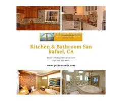 Kitchen & Bathroom San Rafael, CA