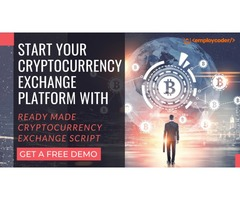 Cryptocurrency Exchange Script and Software Development