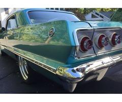 1963 Chevrolet Impala SUPER SPORT