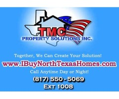 Have a vacant House in Benbrook? We can Buy fast!