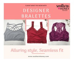 Add Glam With Lace Designer Bralettes From Southern Boutiques