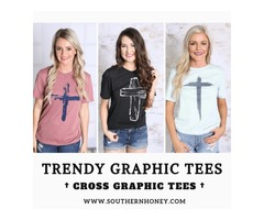 Coney Your Thoughts With Trendy Graphic Tees From Southern Boutiques