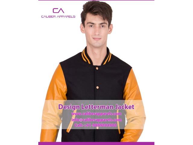 Create Your Design Letterman Jacket | free-classifieds-usa.com