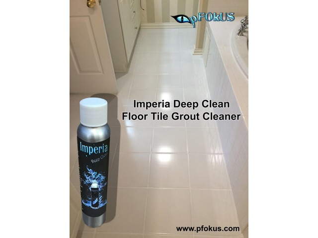 Stone Tile Cleaner | Kitchen & Bathroom Grout Cleaner ...