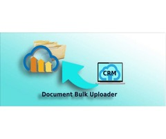 Upload multiple document in Bulk with Document Bulk uploader