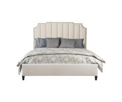 Buy Bernhardt Bayonne Upholstered Bed (Low Footboard) At Grayson Luxury