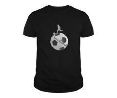 l Love football tee shirt