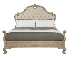 Bernhardt Campania Upholstered Panel Bed II   Shop Now At Grayson Luxury
