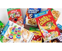 Get trendy Custom cereal boxes Wholesale