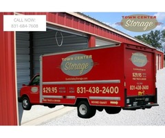 Looking for Storage Space in Scotts valley?