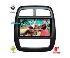 Renault Kwid Car stereo audio radio android GPS navigation camera